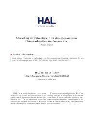 Marketing et technologie: un duo gagnant pour l'internationalisation ...