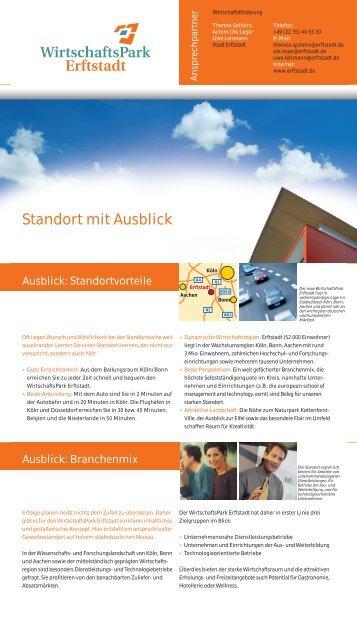 Flyer - WirtschaftsPark