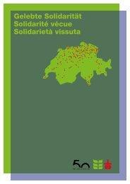 Buch der Solidarität - Fastenopfer