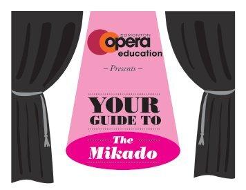 Mikado - Edmonton Opera