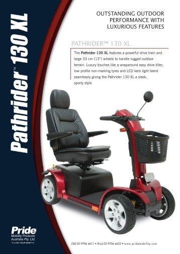 Pathrider™ 130 XL - Aidacare