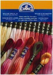 Cotton Floss color chart