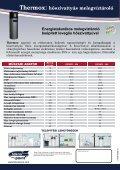 Energiatakarékos melegvíztároló beépített leveg s h szivattyúval - Page 4