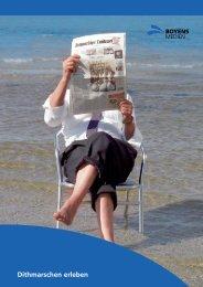 Dithmarschen erleben - Dithmarscher Landeszeitung