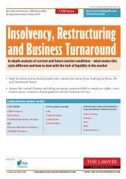 Conference Brochure - Turnaround Management Association (UK)