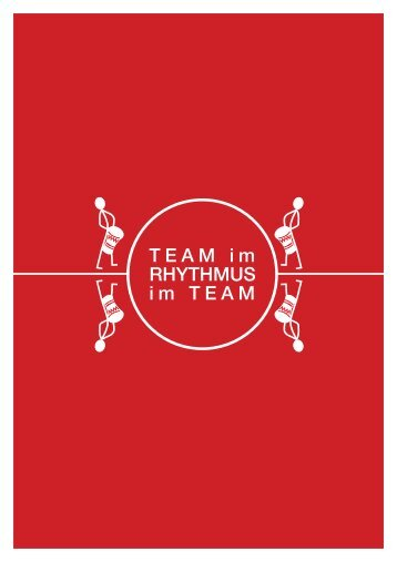 TEAM im RHYTHMUS im TEAM - Trommel-Rhythmus.at