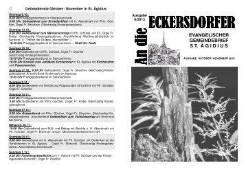 Datei herunterladen - Evangelische Kirchengemeinde Eckersdorf