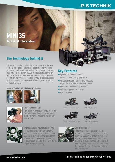 MINI35 Compact - P+S TECHNIK