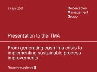 From generating cash in a crisis to implementing sustainable ...
