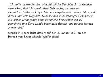 Codierungen - Grundbegriffe der Informatik (Wintersemester 2009 ...