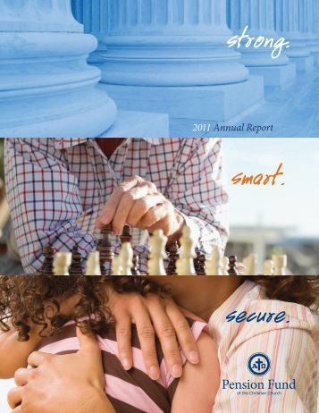 2011 Annual Report - Pension Fund