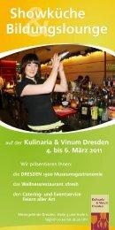 Flyer Kulinaria & Vinum (PDF) - Dresden 1900