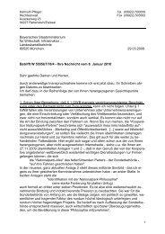Landeskartellbehörde_2010 03 29 - Aktuelle Bemerkungen