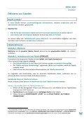 Tabellen definieren - Seite 2