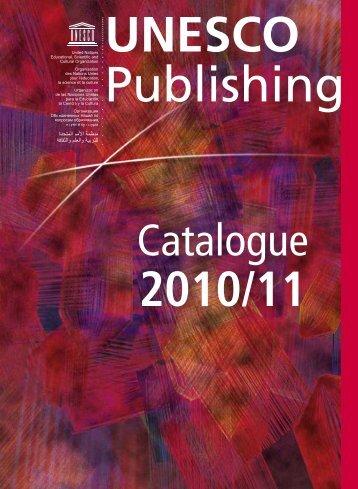UNESCO 2010/11 - Renouf Publishing Co. Ltd.