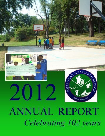 Annual Report 2012.pub - City of Youngstown