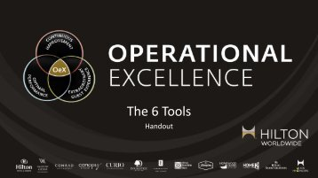 The 6 Tools
