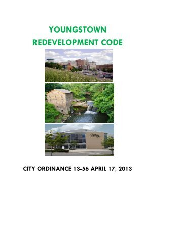 Zoning Code - City of Youngstown