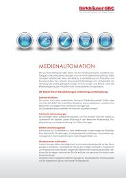 MEDIENAUTOMATION