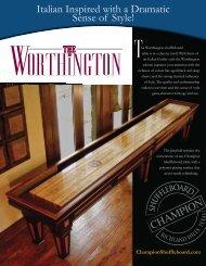Download the Worthington PDF Brochure - GEBHARDTS.COM
