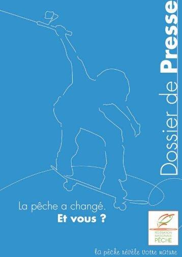Dossier de presse - Fédération nationale de la pêche en France