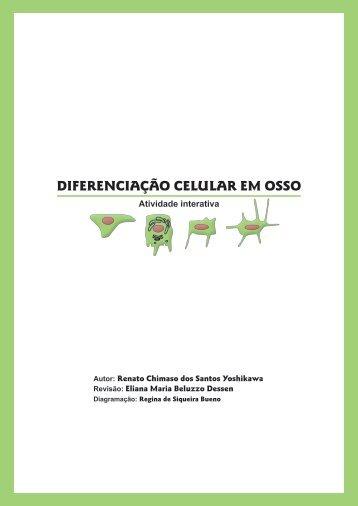 DIFERENCIAÇÃO CELULAR EM OSSO - Genoma