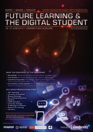 Future Learning the Digital Student.pdf - The New Zealand Teachers ...