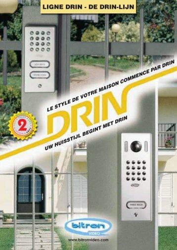 LIGNE DRIN - DE DRIN-LIJN - Nerim