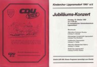 Festschrift Kinderchor1982.pdf - Kinder- und Jugendchor Lippramsdorf