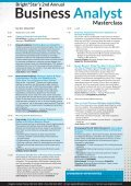 Business Analyst - Conferenz - Page 2