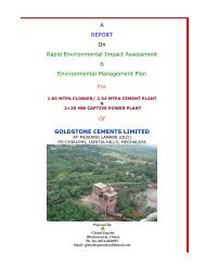 A REPORT On Rapid Environmental Impact Assessment ...