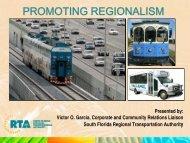 PROMOTING REGIONALISM - The Exchange