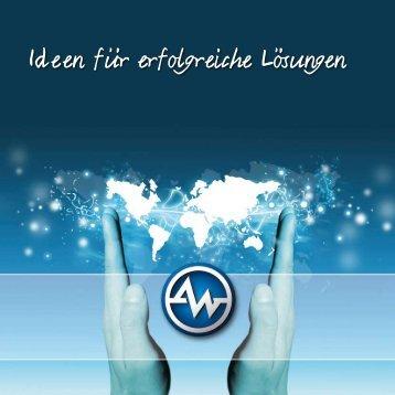 Id een für erfolgreiche Lösungen - AW-SYSTEMS GmbH