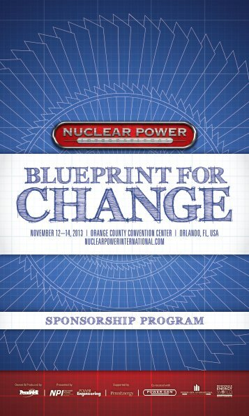 Sponsorship Brochure (pdf) - NUCLEAR POWER International