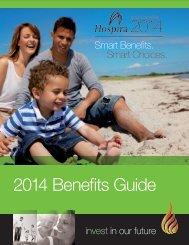 2014 Benefits Guide - Hospira
