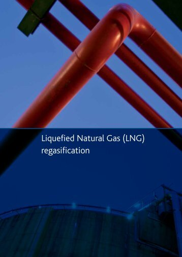 Liquefied Natural Gas (LNG) regasification - Snam