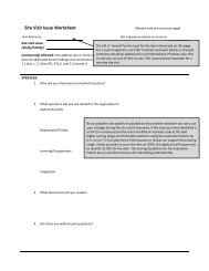 site visit issue worksheet annotated.pdf