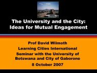 Download Paper - Learning Cities International