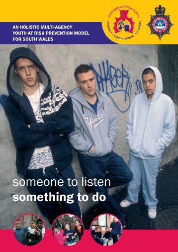someone to listen something to do - Digital Education Resource ...