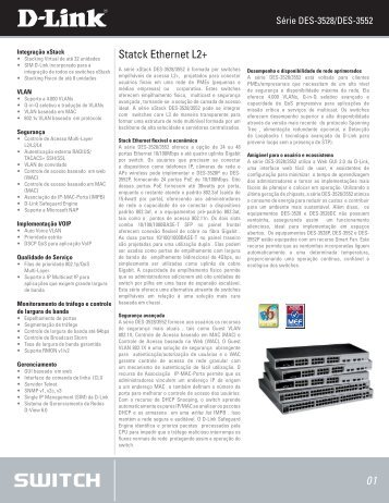 Datasheet - D-Link