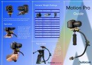 Motion Pro Guide - Autocue
