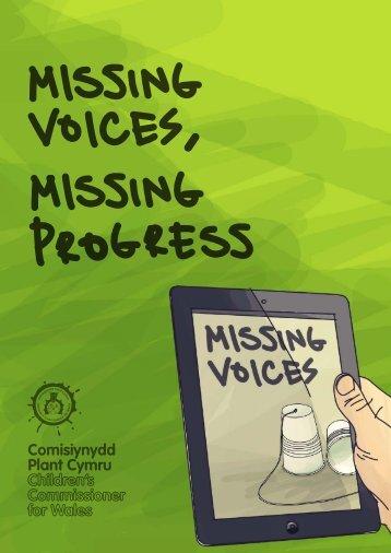 Comisiynydd Plant Cymru - Children's Commissioner for Wales