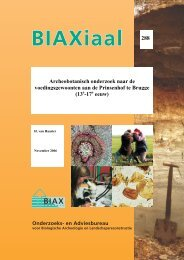 Download rapport - Biax Consult
