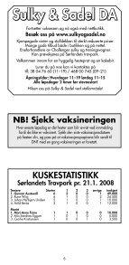 1 - Sørlandets Travpark - Page 6