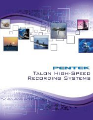 Recorders and Playback Systems Catalog(2013)