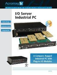 I/O Server Industrial PC