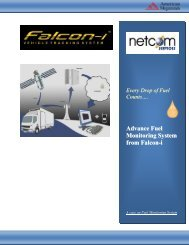 Vehicle Tracking System - American Megatrends India