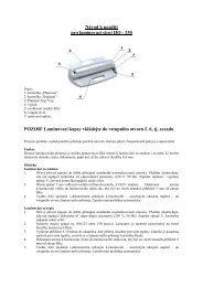 Návod - Laminátor DSB HQ 330.pdf - Xcopy