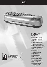 HeatSeal™ H520 - Nobynet