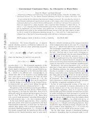 arXiv:gr-qc/0109035 v5 27 Feb 2002 - Abenteuer Universum